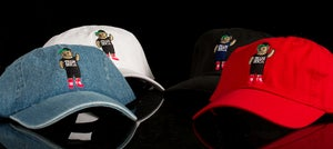 Image of Team Soca Bear Daddy Hat