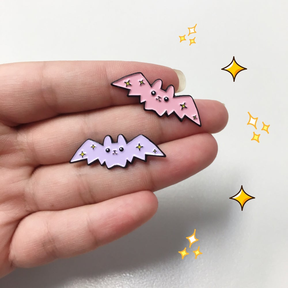 Image of Bebe Bat Pins