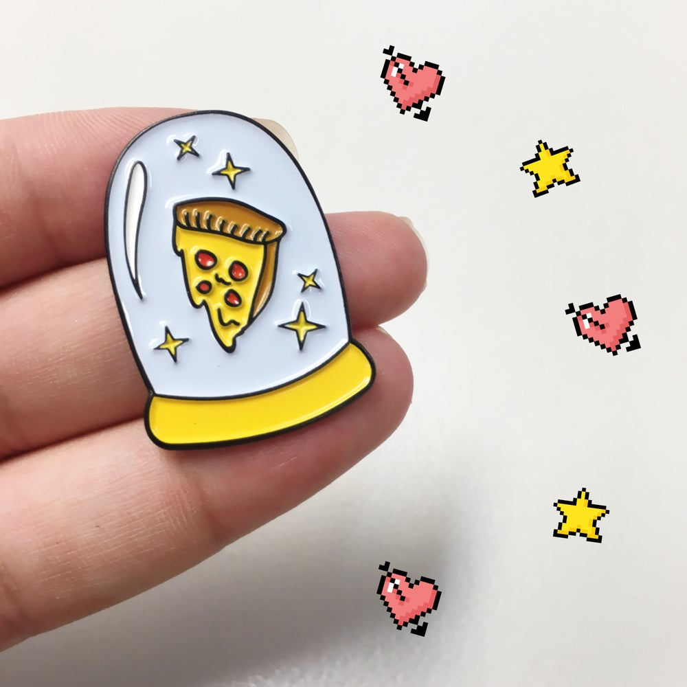 Image of Enchanted Pizza Pin (Limited Edition)