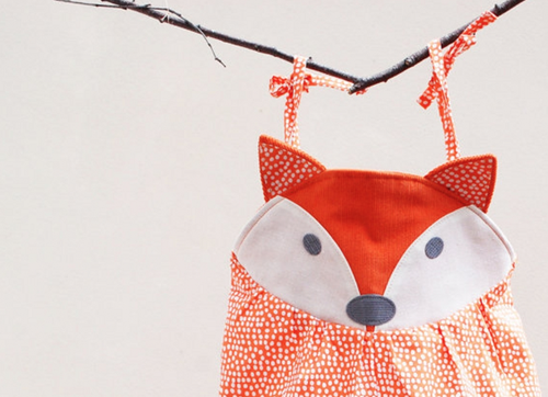 Image of Sly Little Fox Romper