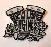 Image of Cold Engines Sticker