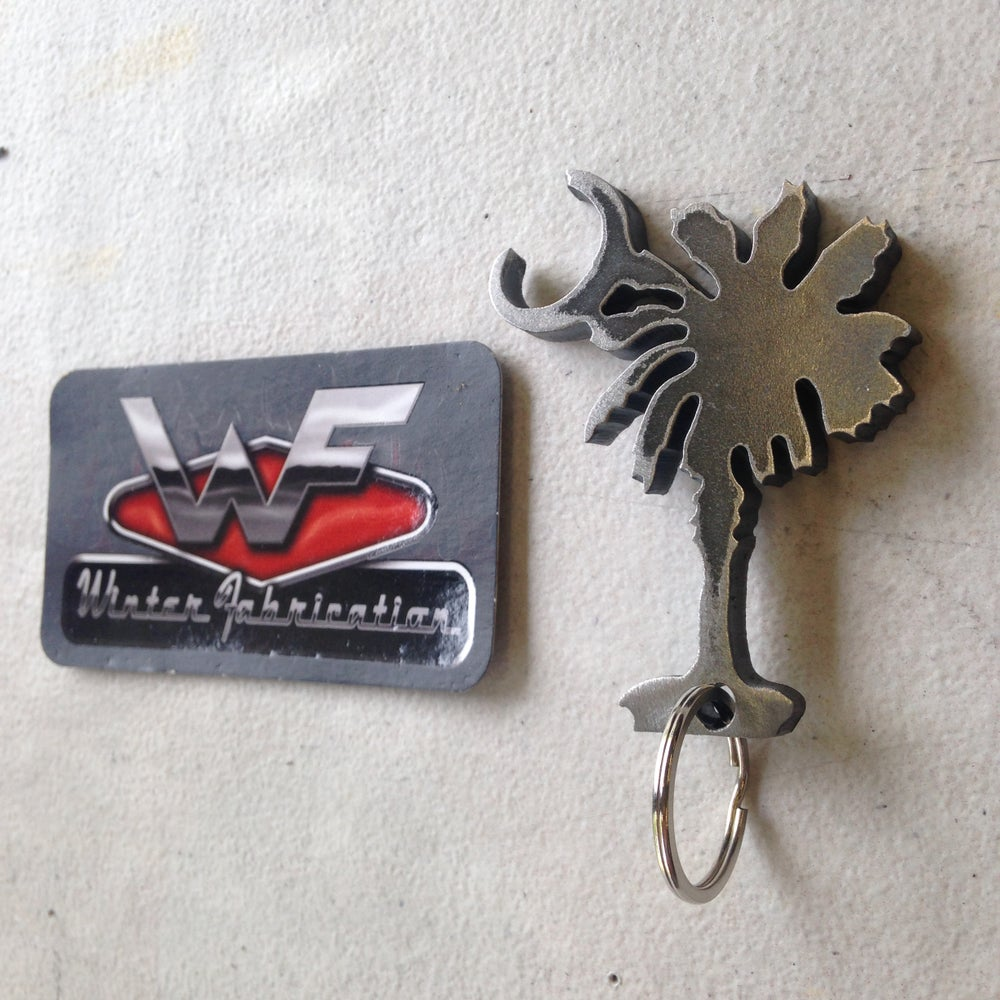 Image of SC Palmetto Bottle Opener