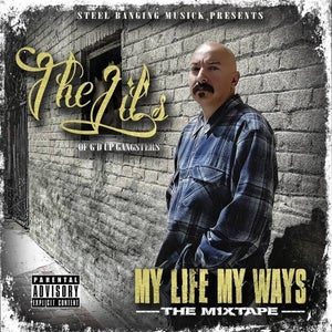 "Image of G'd Up Gangsters albums ""Paid Dues"",""My Life My Ways"",Interrogation Files"