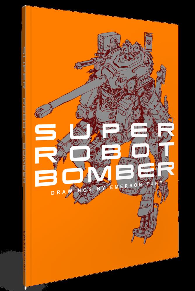 Image of Super Robot Bomber