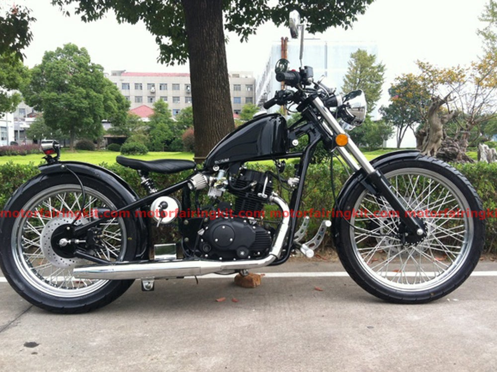 Image of Heist Bobber Motorcycle Electric Box
