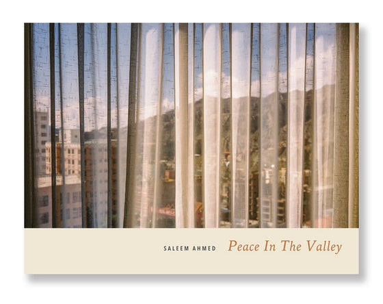 Image of Saleem Ahmed - Peace In The Valley