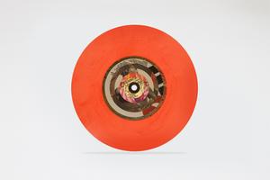 Image of Just Stay Funky Like That Orange Vinyl