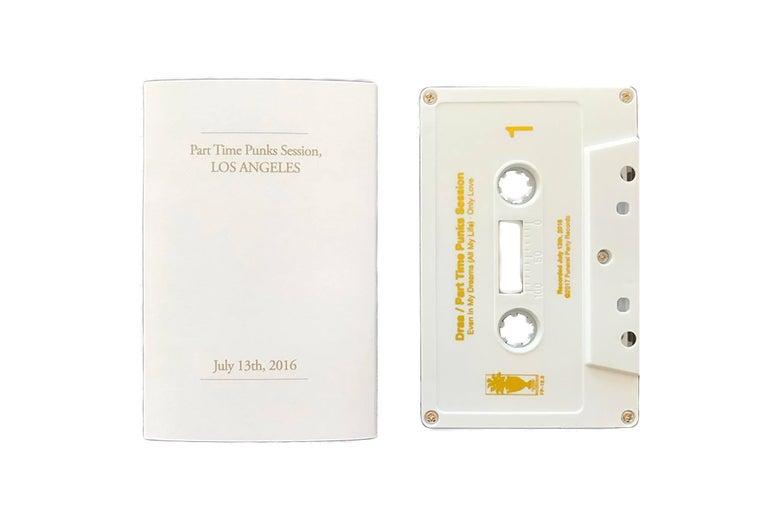 Image of Part Time Punks Session Cassette