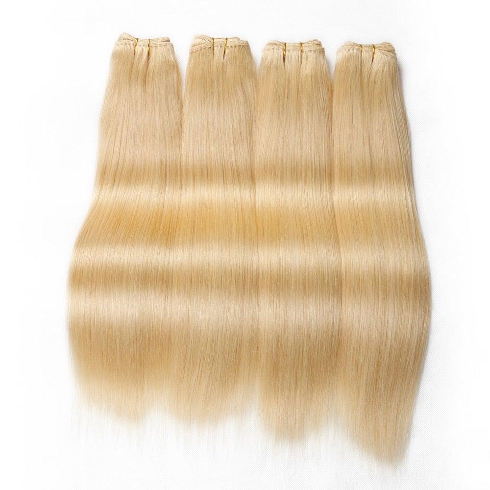 Image of Blonde Virgin Remy ( Top Grade )
