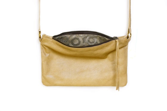 Image of Chelsea Crossbody - antique gold