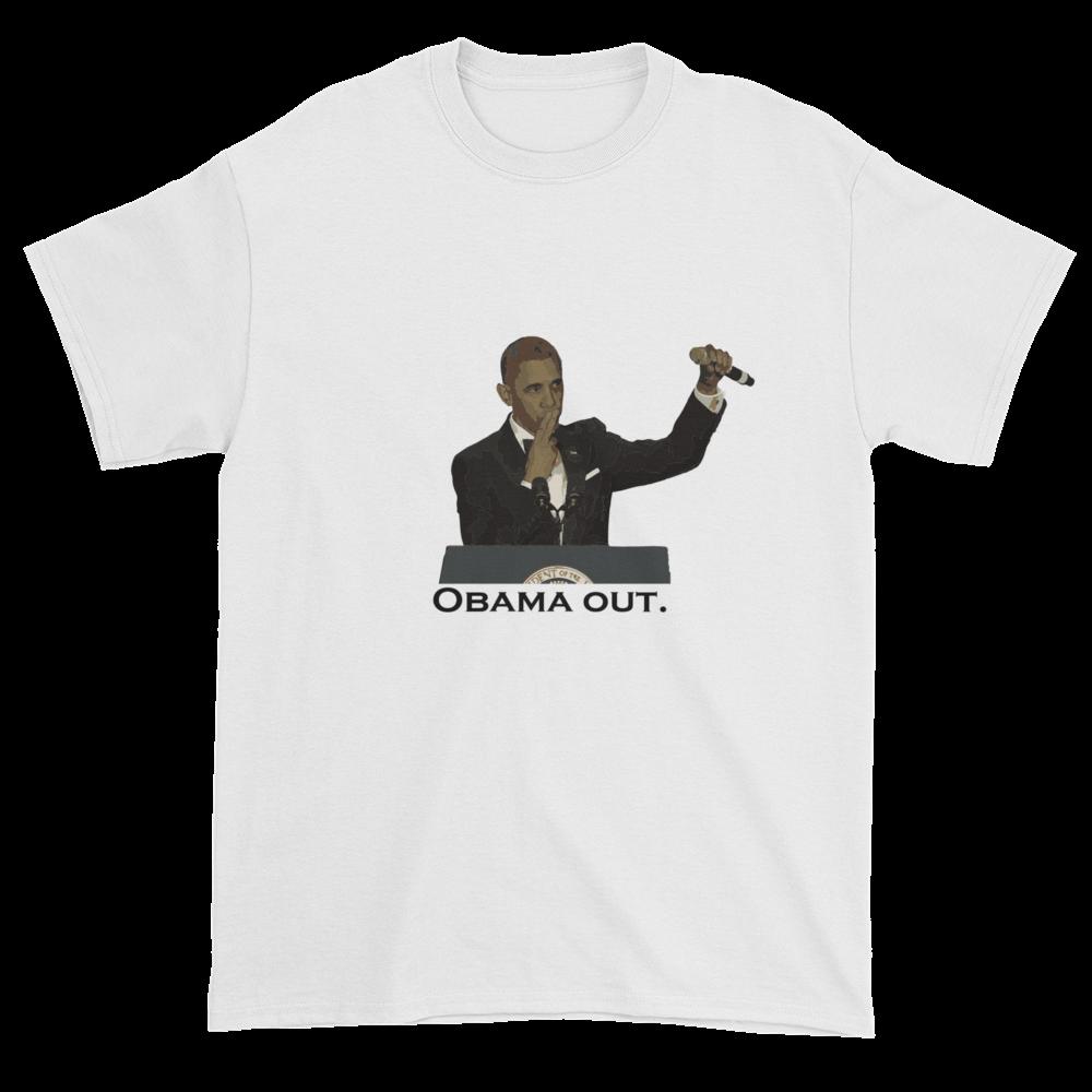 "Image of Original ""Obama Out"" T-Shirt"