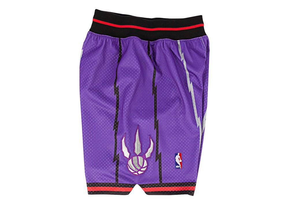 Image of 1998-99 Authentic Shorts Toronto Raptors