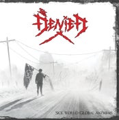 Image of The Denied - Sick world Global anthem LP