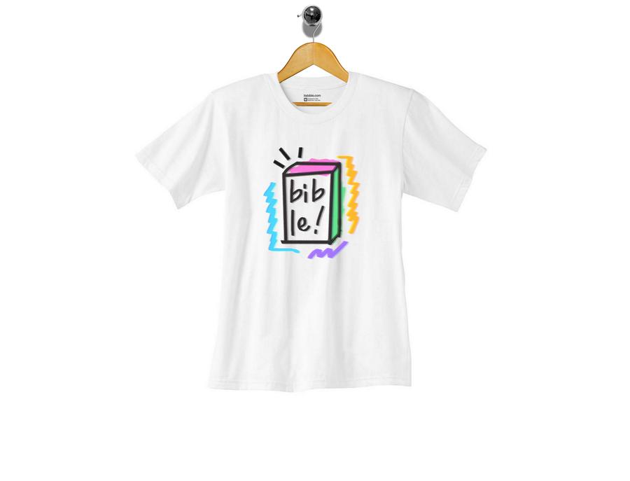 Image of Bible-Kid Shirt