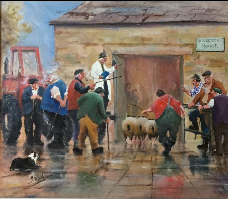Image of Farmers Market - Original