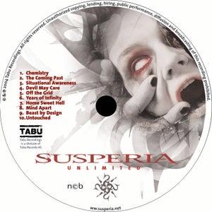 Image of Susperia - Unlimited