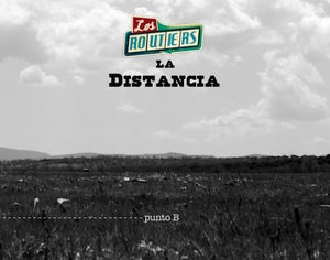 Image of La Distancia · Punto B (CD)
