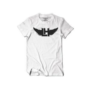 Image of Members Wings Tee (White)