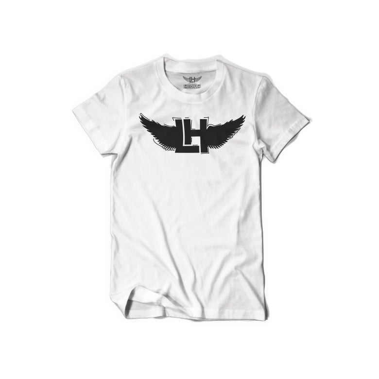 Image of Members Wings Tee (White)