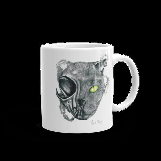 Image of Bad Pussy 11oz Mug