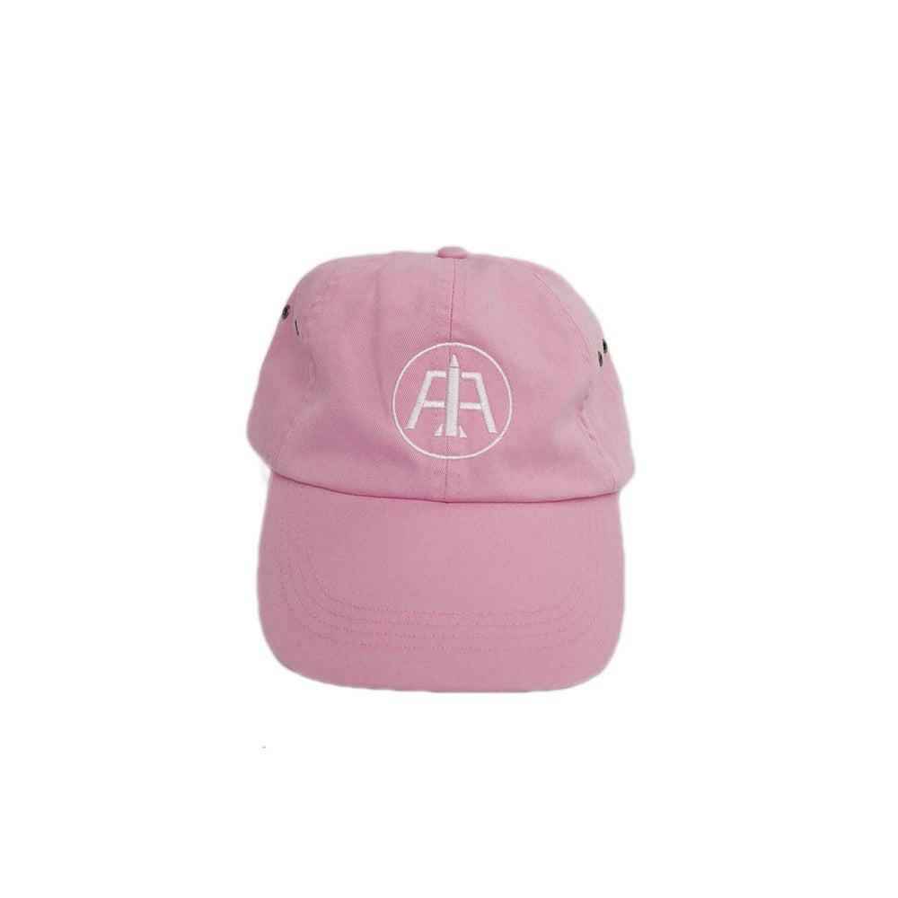 Image of Pink Logo Dad Hat