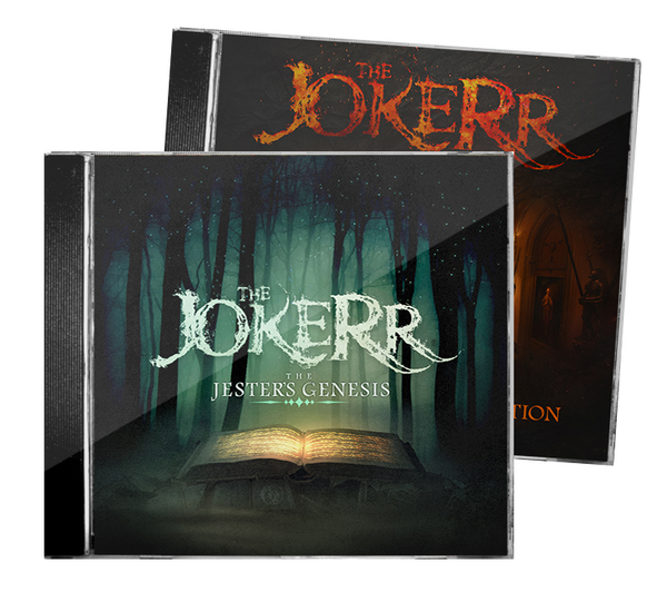 Image of The Confirmation Collection Vol 2 + Jesters Gensis Hardcopy Bundle