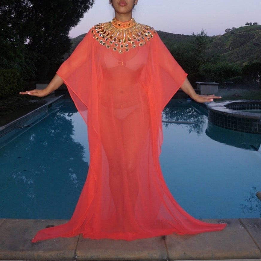 Image of Phuket Kimono Cover Up