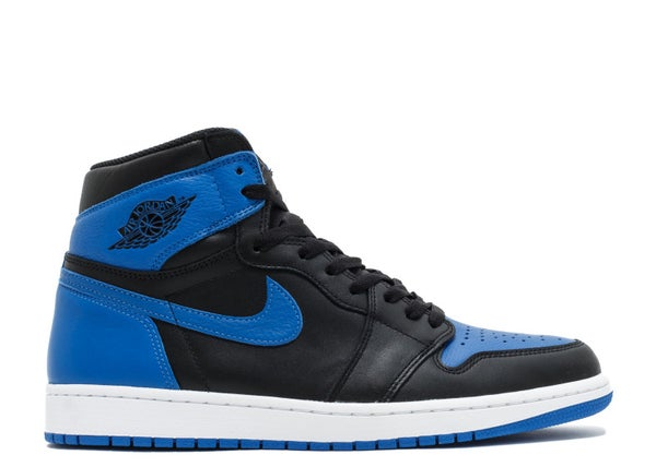 Image of Air Jordan (I) 1 Royal 2017