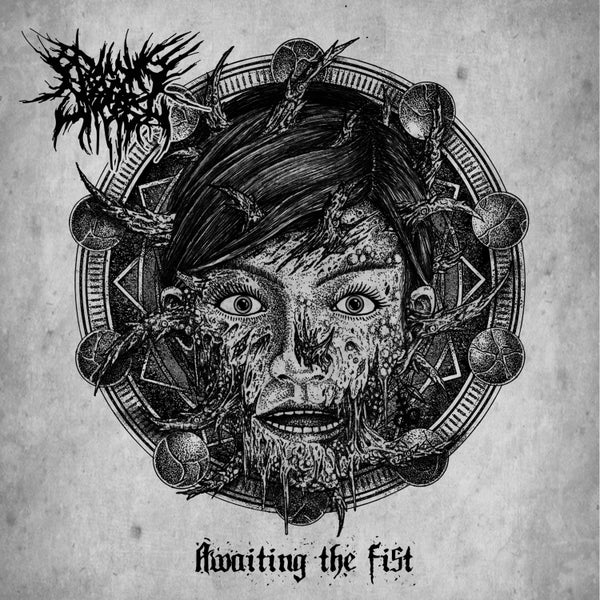 Image of BEGGING FOR INCEST - Awaiting The Fist CD Re-Release