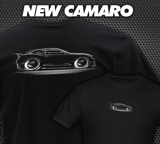 Image of New Camaro T-Shirts