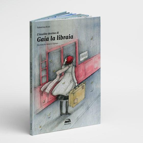 Image of L'insolito destino di Gaia la libraia