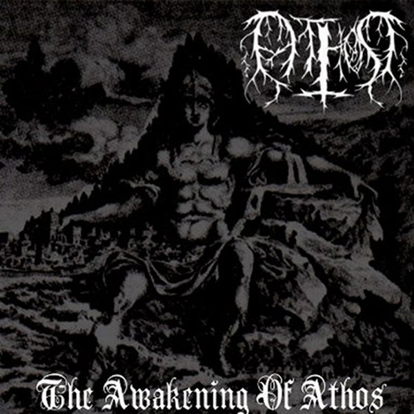 "Image of ATHOS "" The Awakening Of Athos "" CD"
