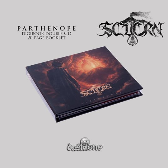 Image of PARTHENOPE DIGIBOOK LIMITED EDITION