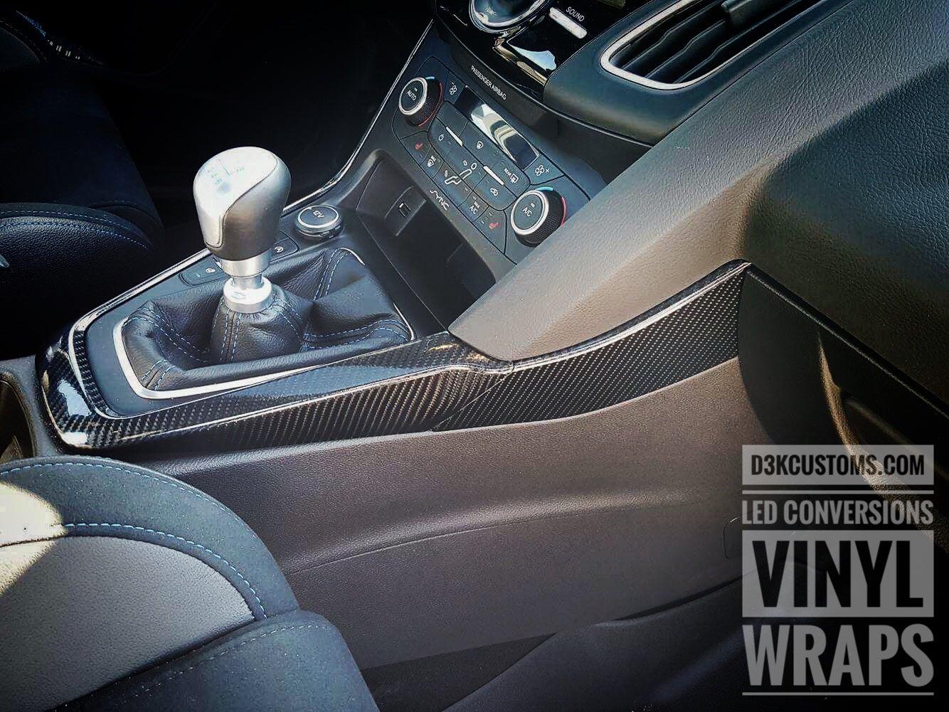 D3k Customs — Ford Focus MK3 • + RS, ST: 2012-2018+ Carbon ...