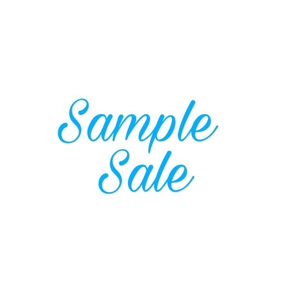 Image of Sample Sale