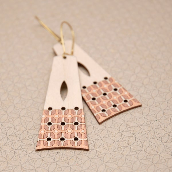 "Image of ""INNES"" EARRINGS"