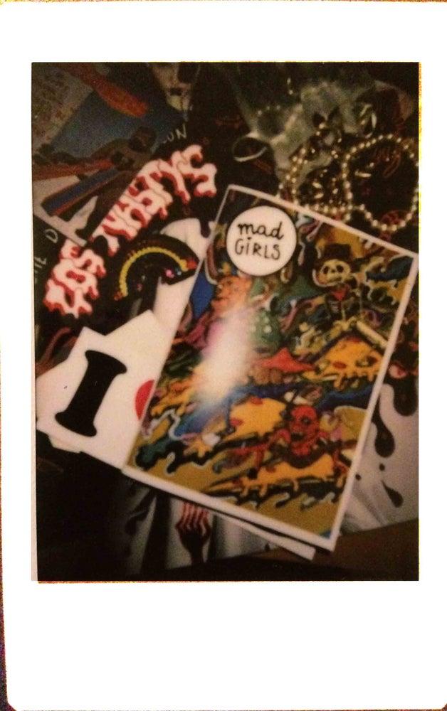 Image of Fanzine I: Mad Girls Magazine