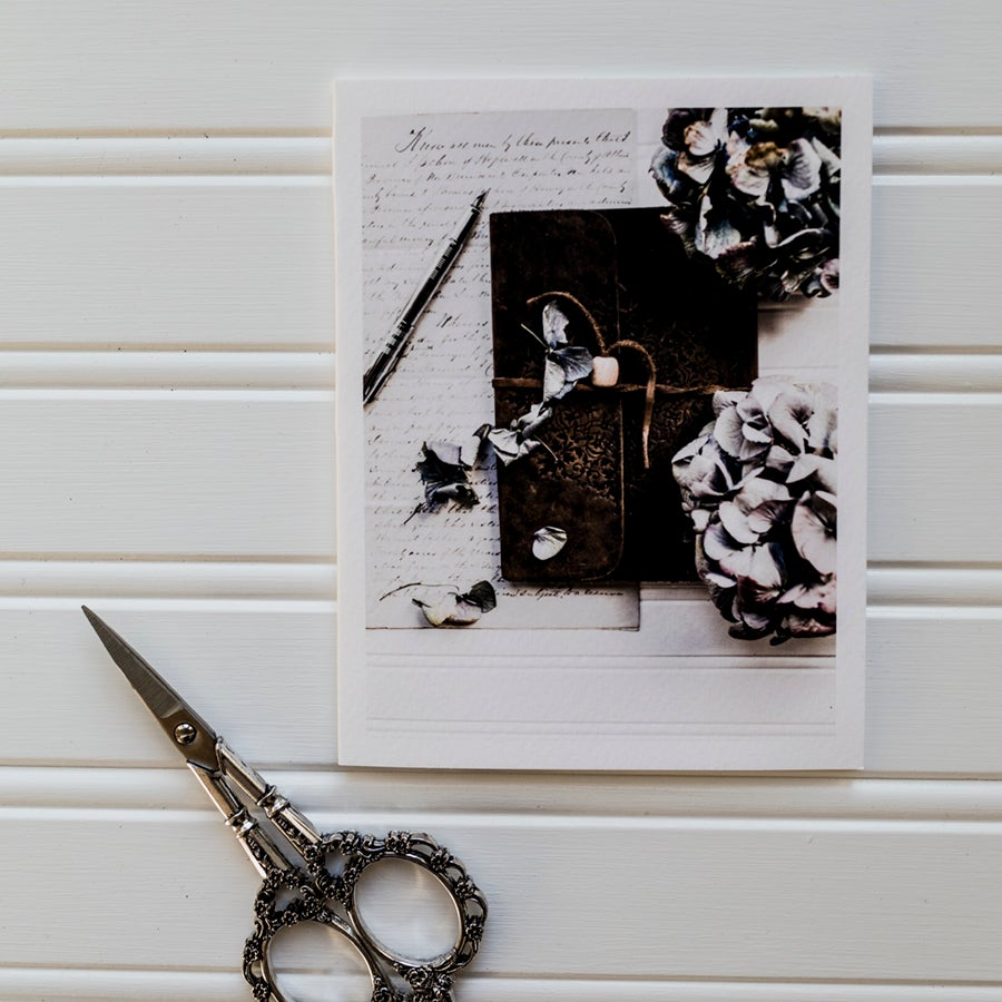 Image of Notecards-Journal series