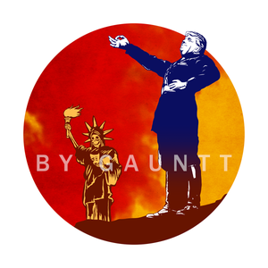 Image of TRUMPERSTICKERS by gauntt
