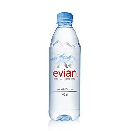 Image of Evian 50 cl