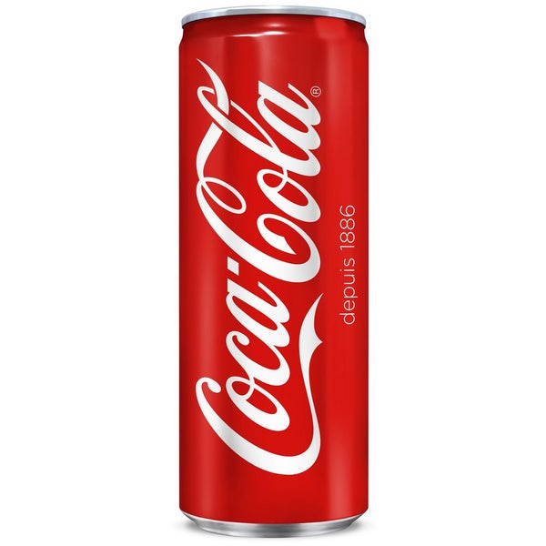 Image of Coca cola 33cl