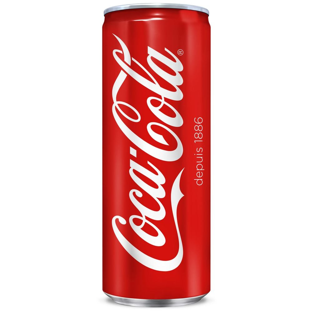 Image of Coca cola 33cl