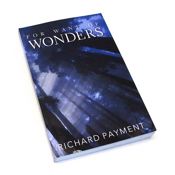 Image of For Want of Wonders, Richard Payment