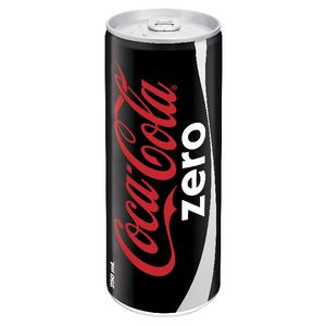 Image of Coca cola zero 33 cl