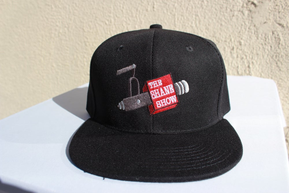 Image of Shane Show Microphone Snapback