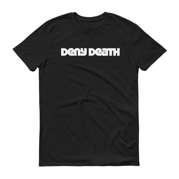 Image of Deny Death™ Logo T-Shirt