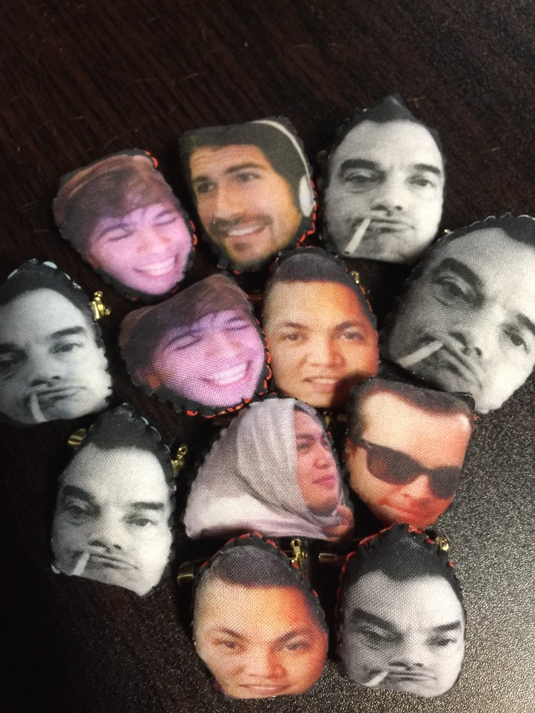 Image of Shane Show Pin Pack