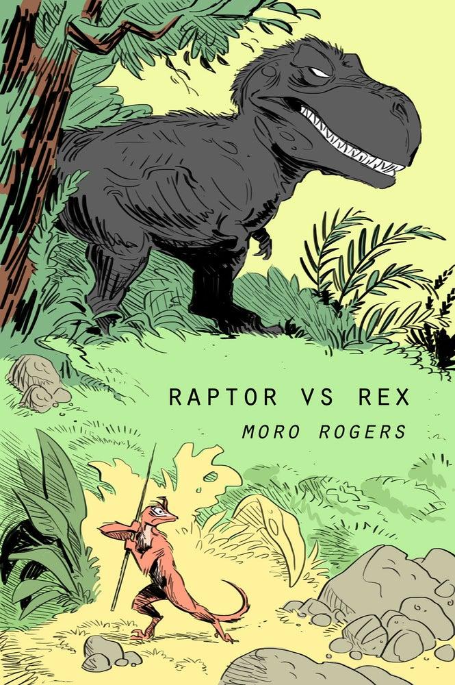 Image of Raptor vs Rex