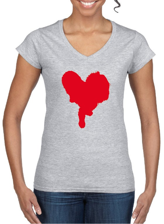 Image of #2 'I Heart Cockapoos' T-Shirt