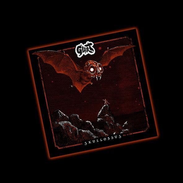 Image of GURT - 'SKULLOSSUS' CD Digipack